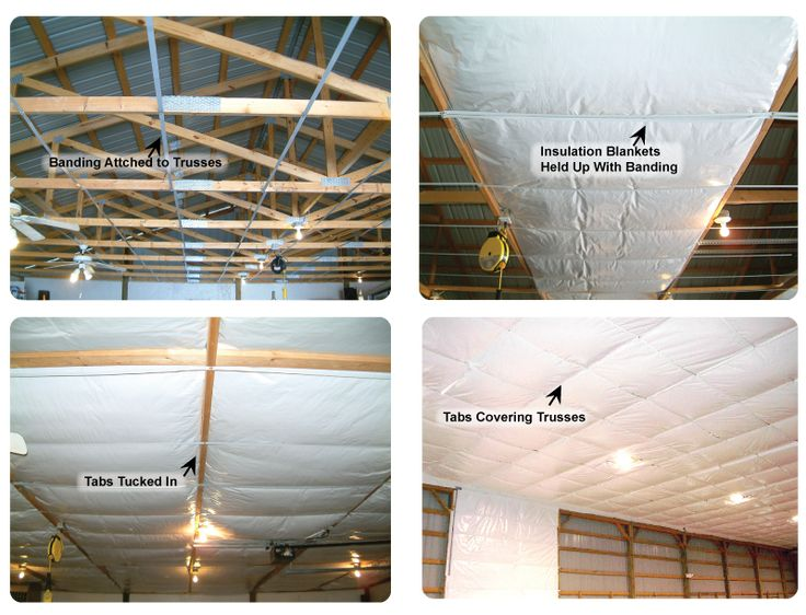 40 Awesome pole building insulation images (With images