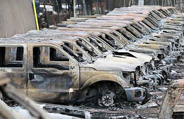 Gallery: Slave Lake fire aftermath #slavelake