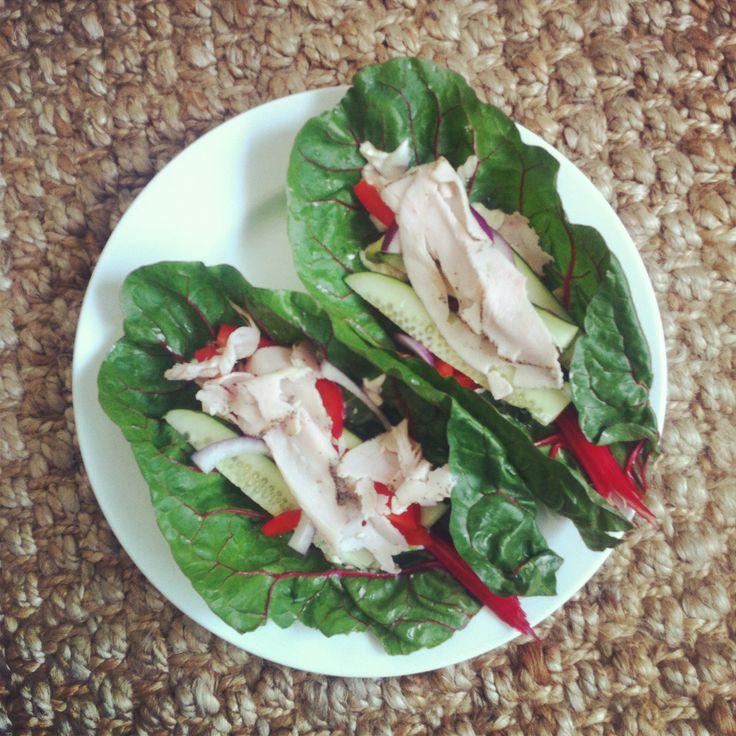 Skinny Turkey Cuban Sandwich Recipe — Dishmaps