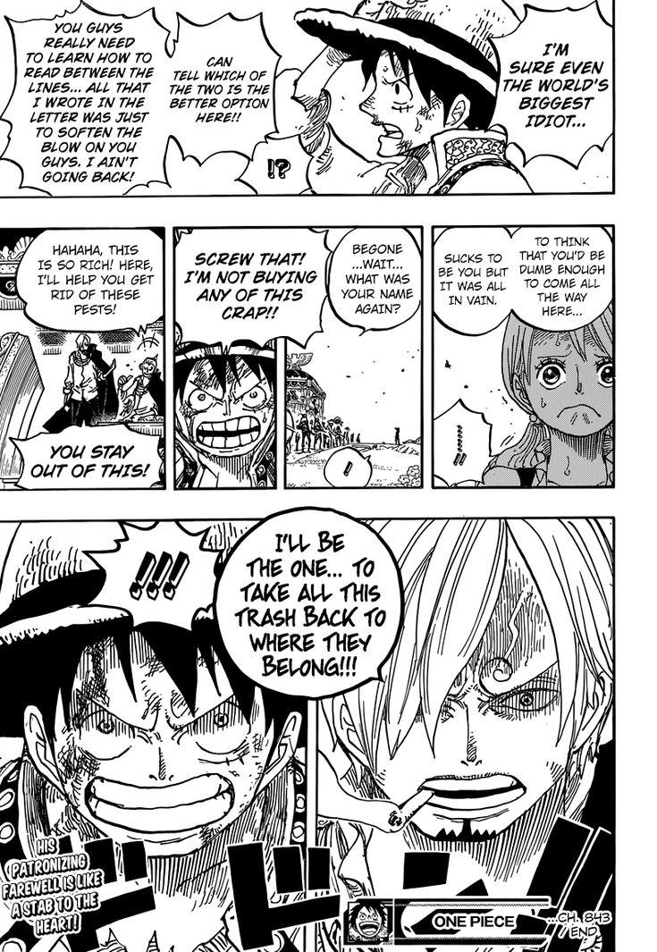 One Piece Manga Stream