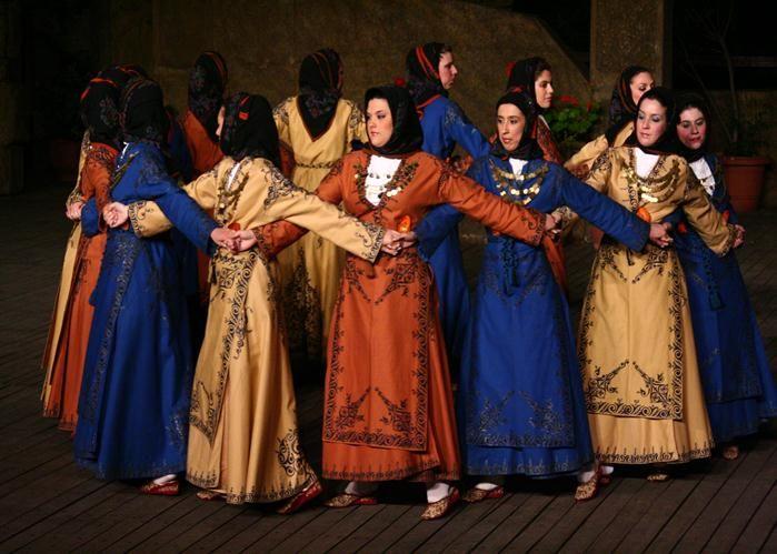 Dora Stratou Theatre..Mikra Asia