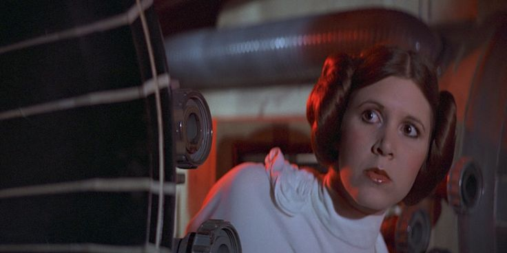 I got Princess Leia! Quiz: Build a Droid and We'll Tell You Which Star Wars Character You Are | Movies