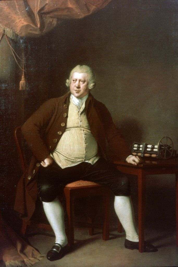 Sir Richard Arkwright