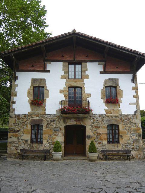 Mejores 244 im genes de pays basque fran ais et espagnol - Caserios pais vasco ...