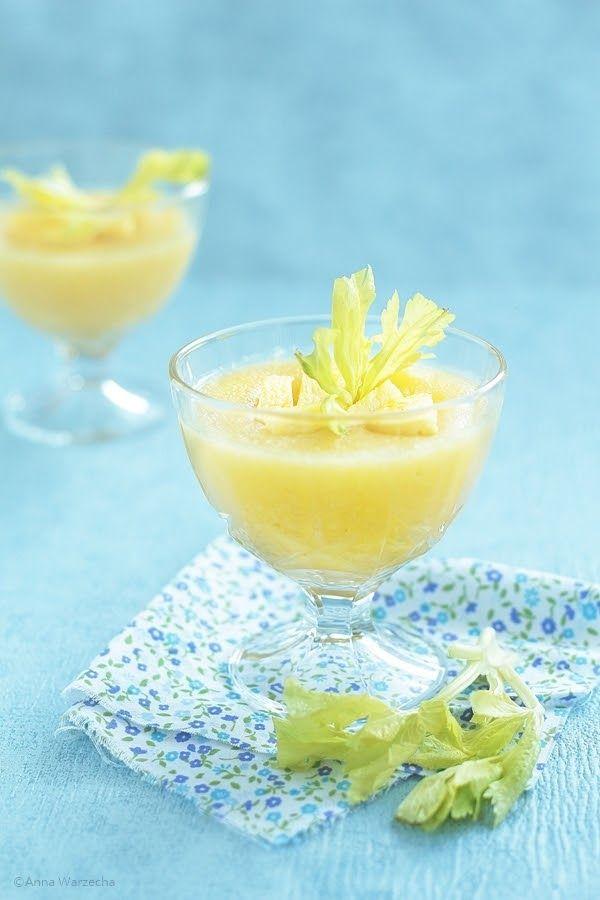 Wiem co jem: Kisiel z ananasa i selera naciowego