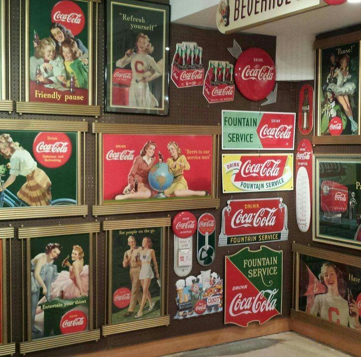 Original Coca-Cola Advertising Collection