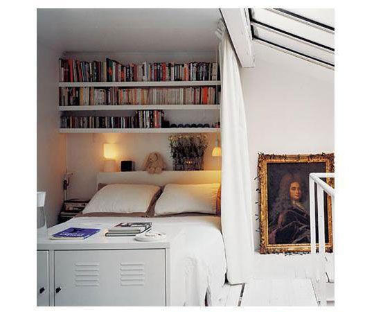 54 best am nager un petit apart ou un studio images on pinterest tiny spaces small spaces and. Black Bedroom Furniture Sets. Home Design Ideas