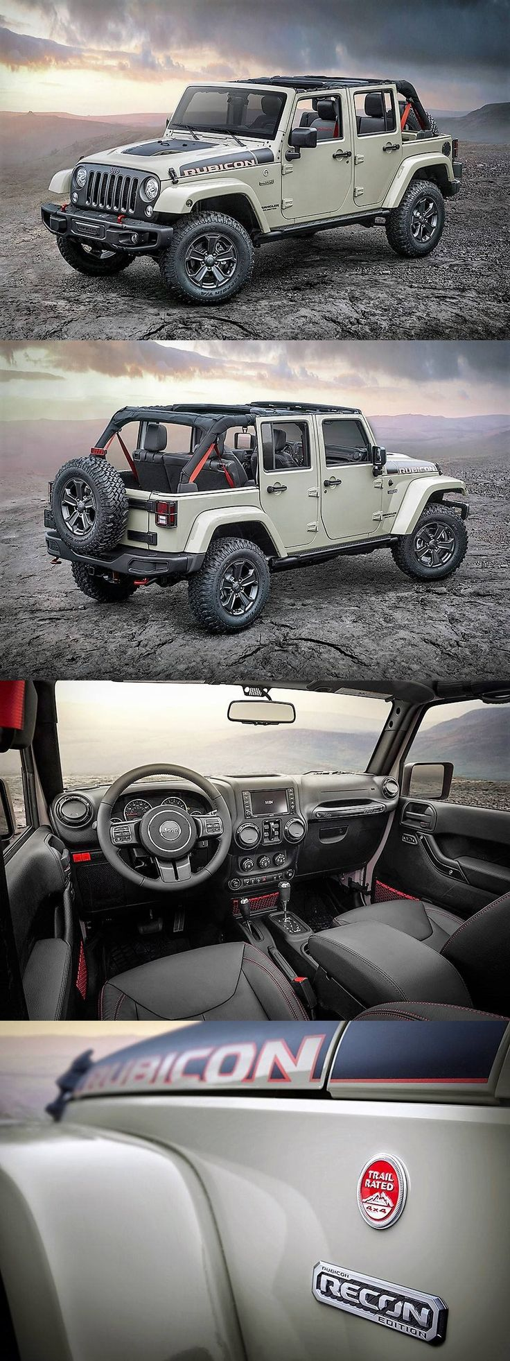 Jeep Wrangler Rubicon Recon Edition