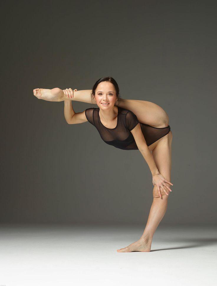 That's something nude black girl yoga