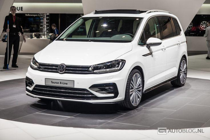 Volkswagen Touran R Line 2471