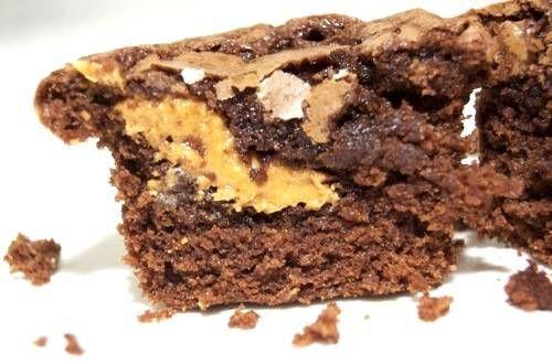 Browniemuffins Met Pindakaas recept | Smulweb.nl