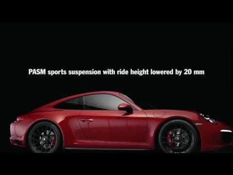 The new Porsche 911 GTS models – Possession and Features            -            famous brands and products