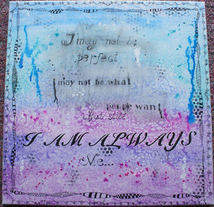 me canvas