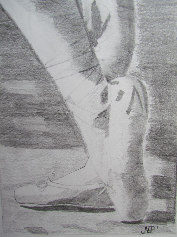 ballerina voeten