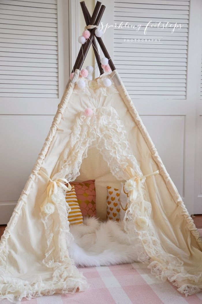Sparkling Footsteps: 4 Months & a Bohemian Teepee