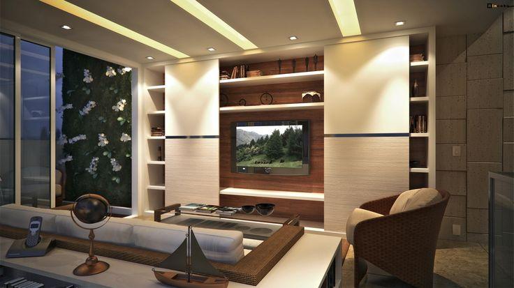 Living Room Sala De Estar ~ room interior design living room interior living rooms with facebook