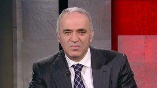 Garry Kasparov: Credibility of U.S. is at stake