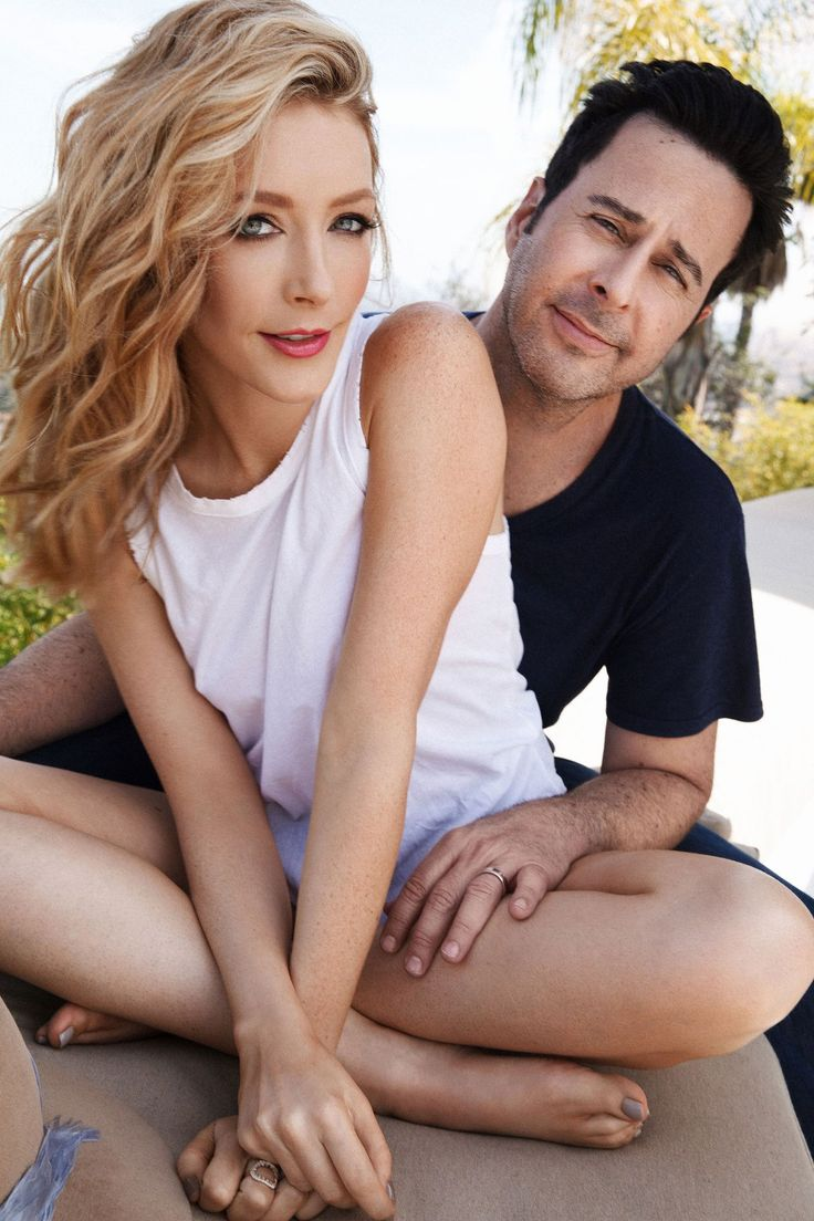 Jonathan Silverman and Jennifer Finnigan Expecting First�Child