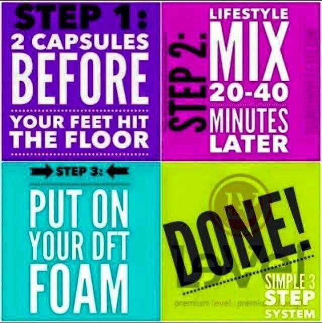 Thrive ❤️ nutrition 💚 happy 😁 energy 💥 sleep better ⭐️ vitamins