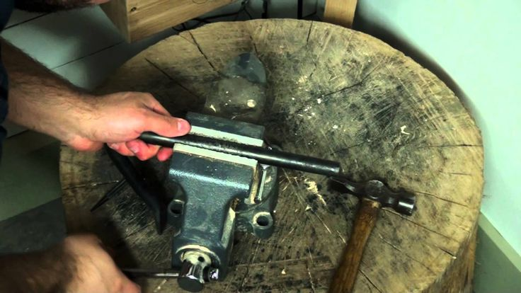 Traditional Holdfasts - the most versatile clamp a woodworker could hope for. But do you trouble getting them to hold in your thick workbench top? Try this q...