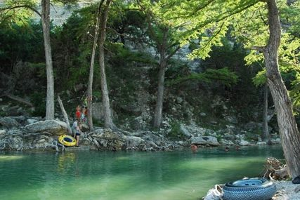 Frio River Cabins - Seven Bluff Cabins and RV in Concan, Texas