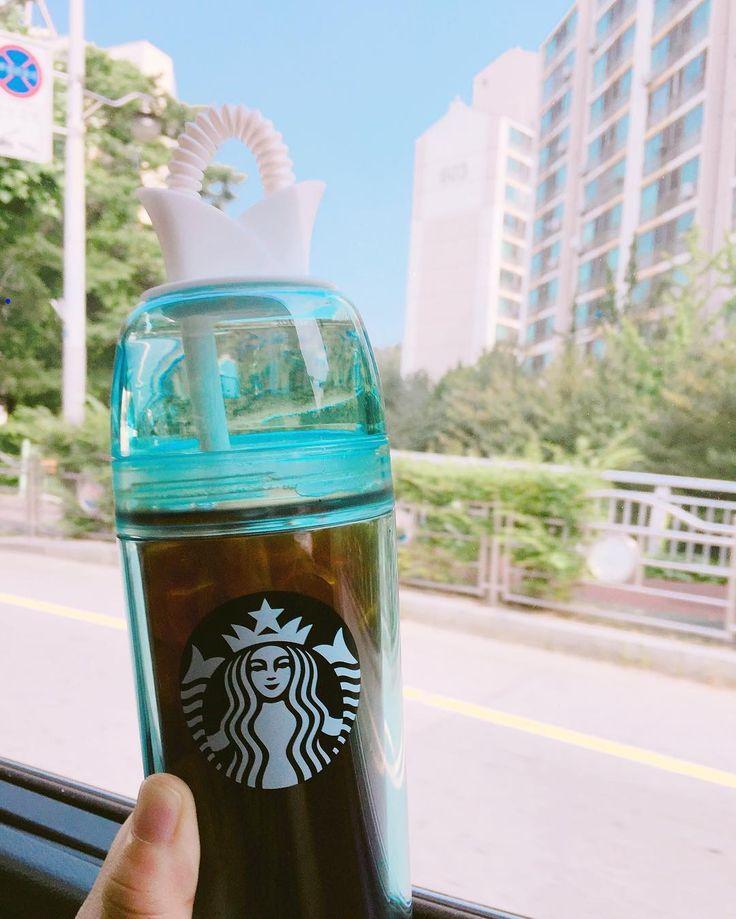 この夏買わなくてどうするの?韓国STARBUCKSの夏シリーズで周りと差をつけます♡