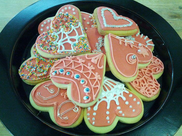 Lexi's signature biscuits