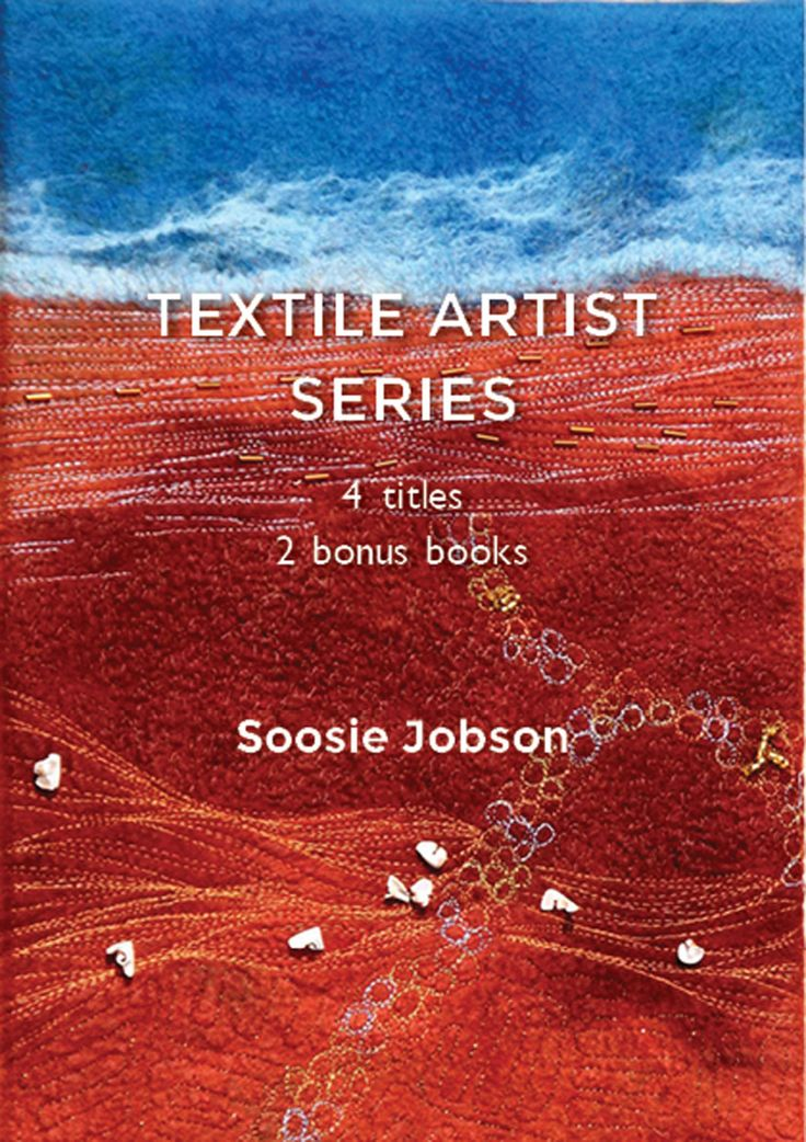 Textile Artist Series Bundle - pinned by pin4etsy.com