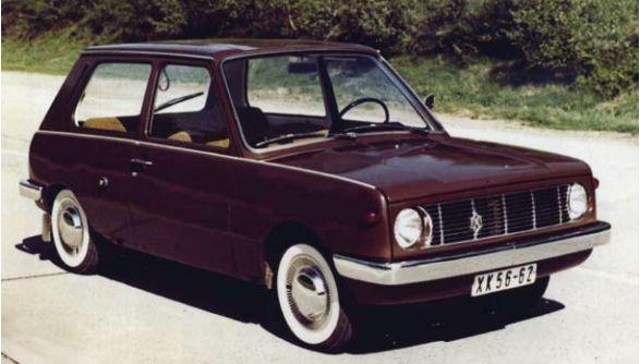 OG | 1963-70 Trabant P603 | Full-size prototype