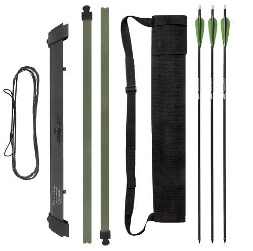 """Xpectre Compact Take-Down """"Spectre II"""" Survival Bow and Arrow Set — RANGE R.A.T.S."""