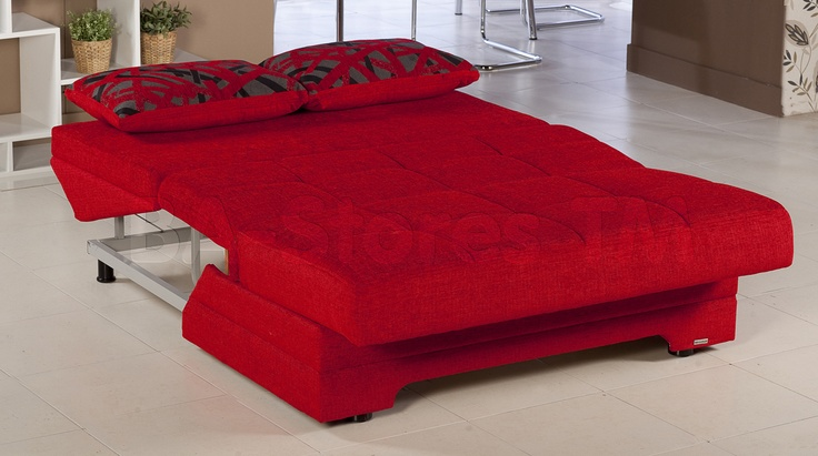 Twist Story Red Loveseat Sleeper Sofa Bed Loveseat Sleeper Sofa Loveseat Sleeper Red Loveseat