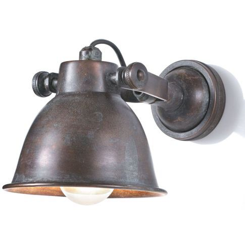 modern farmhouse bronze wall light
