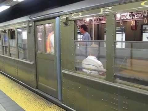 Boardwalk Empire promo subway