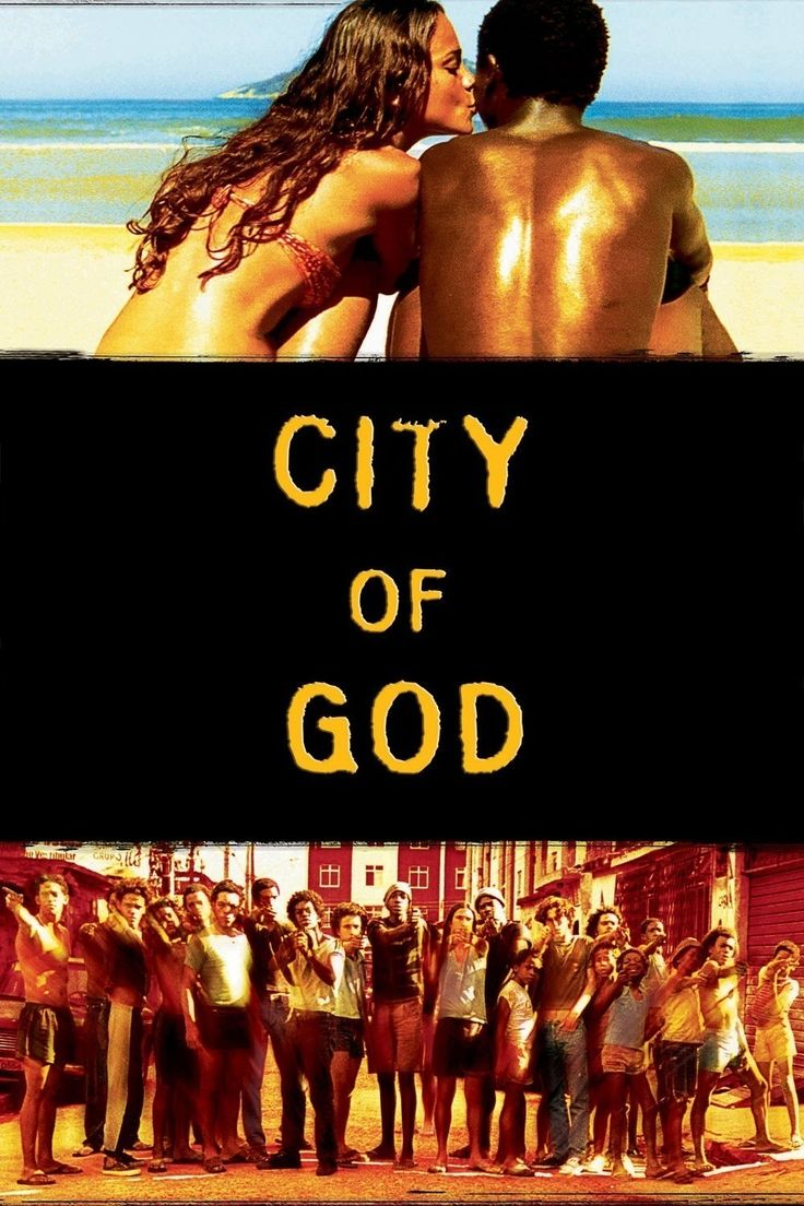 The editing in this film was unreal. Talking about City of God taught me the dynamics of drug-dealership in a gang-ruled territory.