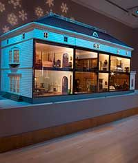 The World Made Small exhibit in Colonial Williamsburg Opens Nov 27 2014