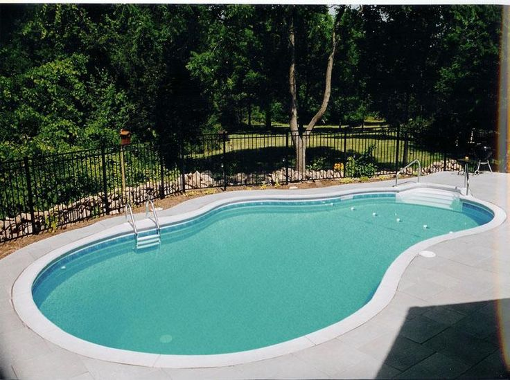 35 best in ground pool designs images on pinterest pool for Pool design rochester ny