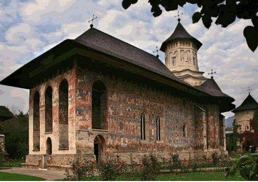 Humor Monastery, UNESCO