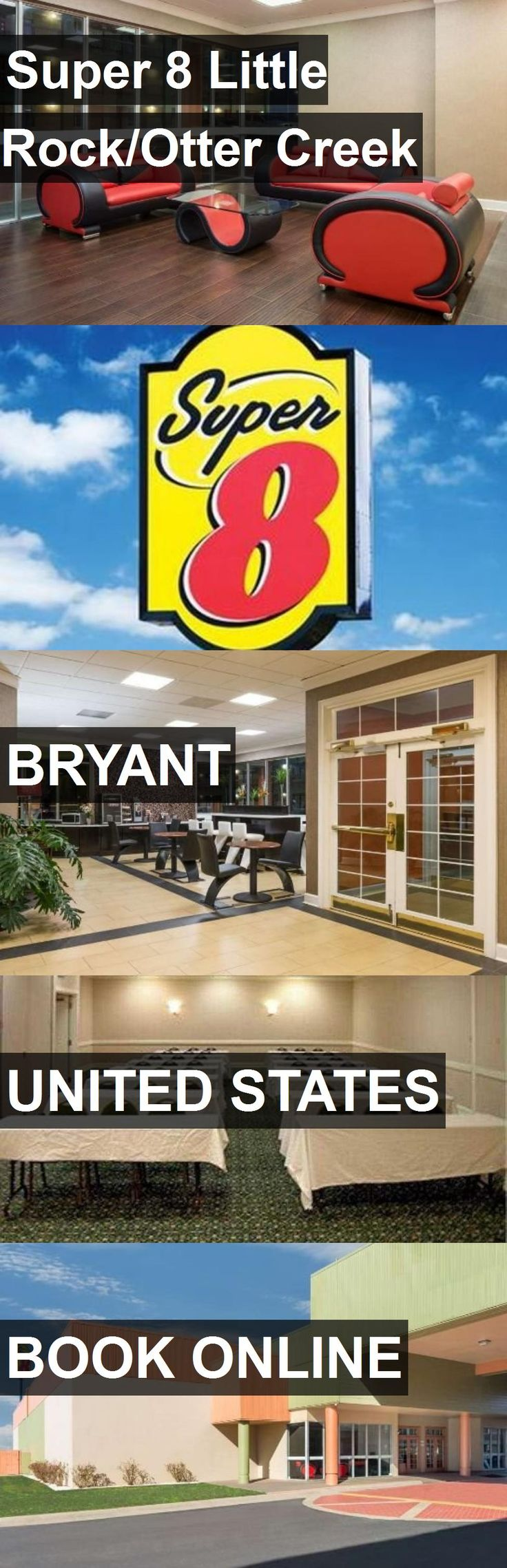 Hotel Super 8 Little Rock/Otter Creek in Bryant, United States. For more information, photos, reviews and best prices please follow the link. #UnitedStates #Bryant #travel #vacation #hotel