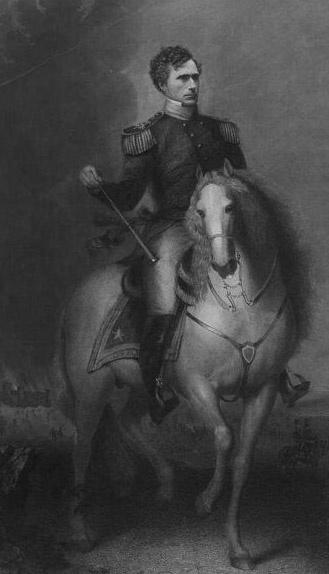 Franklin Pierce was a big part of the Mexican American war as a leader. -Gabriela