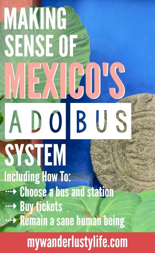 Making sense of Mexico's ADO bus system | Platino vs GL vs OCC, etc. | Where are the bus stations? Mexico DF TAPO | CDMX | bus travel in Mexico | Mexico City, Oaxaca, Day of the Dead, Dia de Muertos