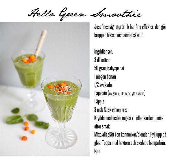 Smaker från växtriket med Jfine | Lovely Life