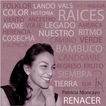 RENACER  - new CD  /  Fusion / Folk from Colombia  .... available on iTunes