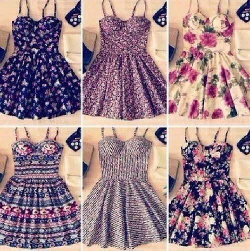 Super cute dresses<3