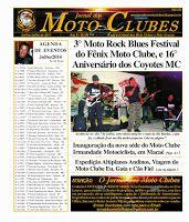 Jornal dos Moto Clubes: Jornal dos Moto Clubes - Edição 06 - Junho/Julho