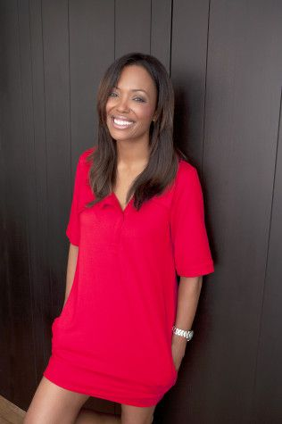 aisha tyler - comedian, tv personality, author, and most importantly- gamer!