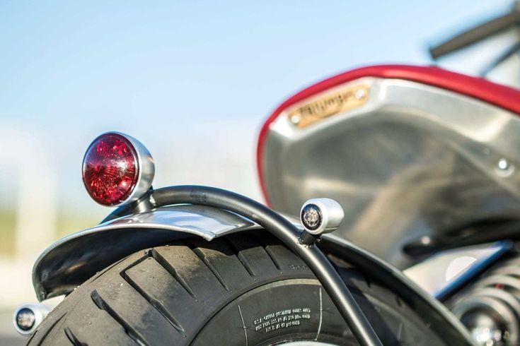 Triumph 1200 Bobber - Préparateur motos - Fcr Original