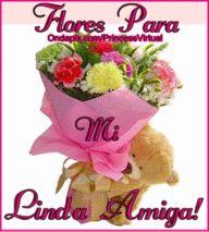 rosas para mi facebook   Flores para mi linda amiga!!! #flores - azteroide