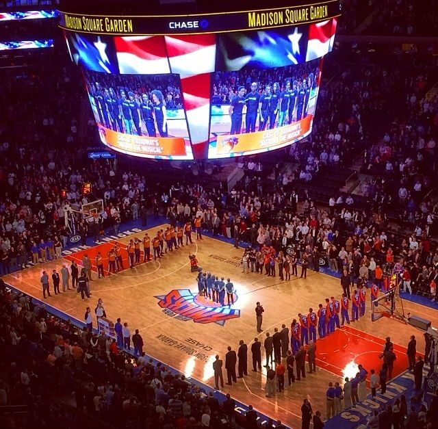 Top 10 NBA Arenas