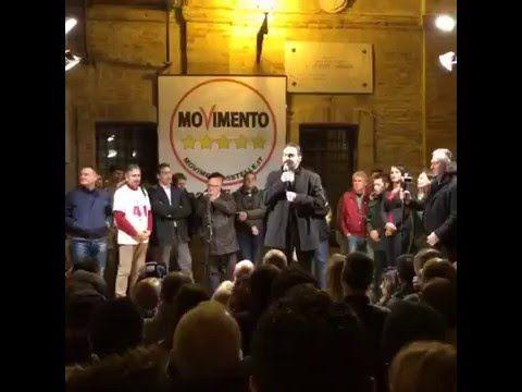 Fabio Massimo Castaldo (M5S Europa) Castelfidardo (An)