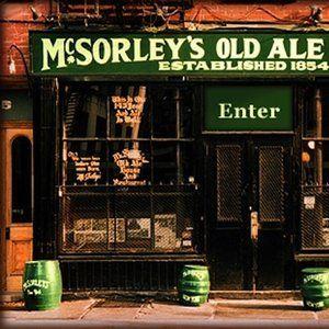 McSorley's Old Ale House - Thrillist New York